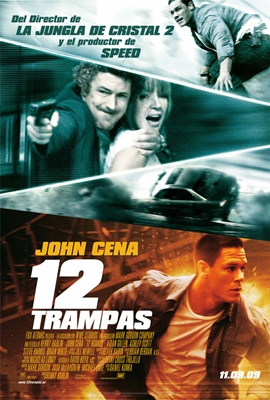 Cartel de 12 Trampas (12 Rounds)