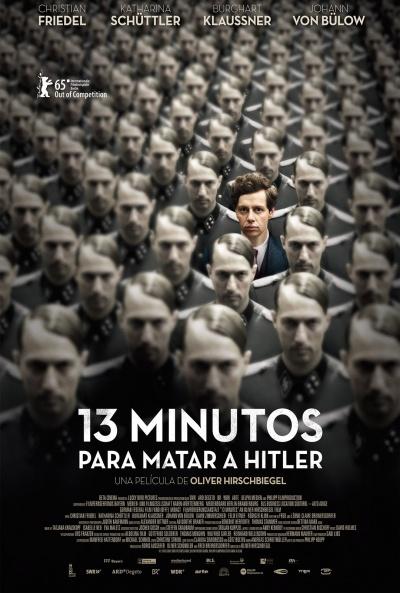 Cartel de 13 minutos para matar a Hitler (Elser (13 minutes))