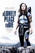 Cartel de Un lugar solitario para morir (A Lonely Place to Die)