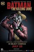Cartel de Batman: La broma asesina (Batman: The killing joke)