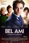 Cartel de Bel Ami: Historia de un seductor (Bel Ami)