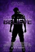 Cartel de Believe