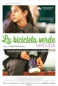 Cartel de La bicicleta verde (Wadjda)