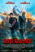 Cartel de Big Game
