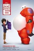 Cartel de Big Hero 6 (Big Hero 6)