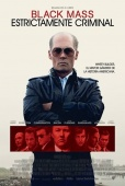 Cartel de Black Mass (Estrictamente criminal) (Black Mass)
