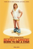 Cartel de Bucky Larson: Born to Be a Star