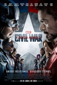 Cartel de Captain America: Civil War