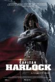 Cartel de Capit�n Harlock (Space Pirate Captain Harlock)