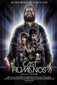 Cartel de Casi humanos