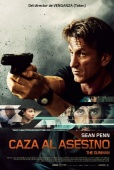 Cartel de Caza al asesino (The Gunman)