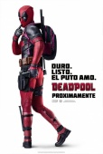 Cartel de Deadpool (Deadpool)