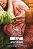 Cartel de Dheepan (Dheepan)