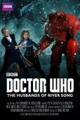 Cartel de Doctor Who: The husbands of River Song (Doctor Who: The husbands of River Song)