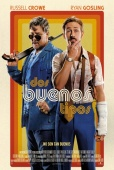 Cartel de Dos buenos tipos (The Nice Guys)