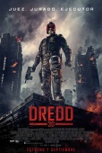 Cartel de Dredd (Dredd 3D)