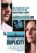 Cartel de Duplicity (Duplicity)