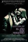 Cartel de El a�o m�s violento (A Most Violent Year)