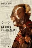 Cartel de El caso Fritz Bauer (Der Staat gegen Fritz Bauer)