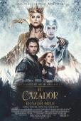 Cartel de Las cr�nicas de Blancanieves: El cazador y la reina del hielo (The Huntsman: Winter�s War)