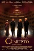 Cartel de El cuarteto (Quartet)