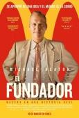 Cartel de El fundador (The Founder)