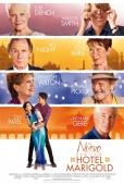 Cartel de El nuevo ex�tico hotel Marigold (The Second Best Exotic Marigold Hotel)