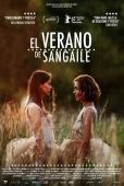 Cartel de El verano de Sangaile (The Summer of Sangaile)