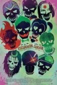 Cartel de Escuadr�n Suicida (Suicide Squad)