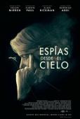 Cartel de Esp�as desde el cielo (Eye in the Sky)