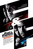 Cartel de Fast and Furious: A�n m�s r�pido (Fast and Furious)