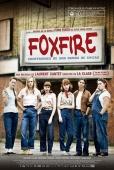 Cartel de Foxfire. Confesiones de una banda de chicas
