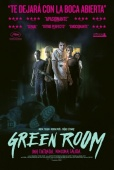 Cartel de Green Room (Green Room)