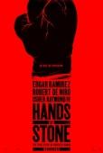 Cartel de Hands of Stone