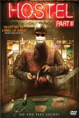 Cartel de Hostel 3: De vuelta al horror (Hostel: Part III)