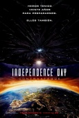 Cartel de Independence Day: Contraataque (Independence Day: Resurgence)