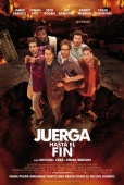 Cartel de Juerga hasta el fin (This is the End)