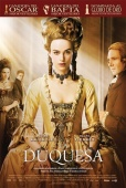 Cartel de La duquesa (The Duchess)