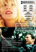 Cartel de La escafandra y la mariposa (The Diving Bell and the Butterfly)