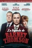 Cartel de La leyenda de Barney Thomson (Barney Thomson)