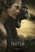 Cartel de La leyenda de Tarz�n (The Legend of Tarzan)