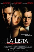 Cartel de La lista (Deception)