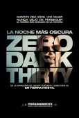 Cartel de La noche m�s oscura (Zero Dark Thirty)