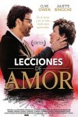 Cartel de Lecciones de amor (Words and Pictures)