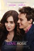 Cartel de Los imprevistos del amor (Love, Rosie)