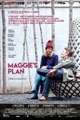 Cartel de Maggie�s Plan
