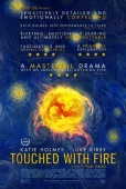 Cartel de Touched with Fire