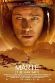 Cartel de Marte (The Martian) (The Martian)