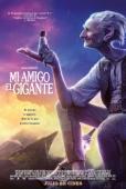 Cartel de Mi amigo el gigante (The BFG)