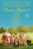 Cartel de Moonrise Kingdom (Moonrise Kingdom)